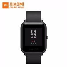 Xiaomi Huami AMAZFIT Bip Lite Version Smart Watch - INTERNATIONAL VERSION BLACK