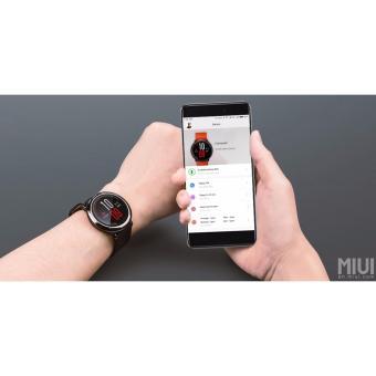 Xiaomi Huami AMAZFIT kecepatan Bluetooth 4.0 perhiasan olahraga cerdas - versi Inggris Hitam .