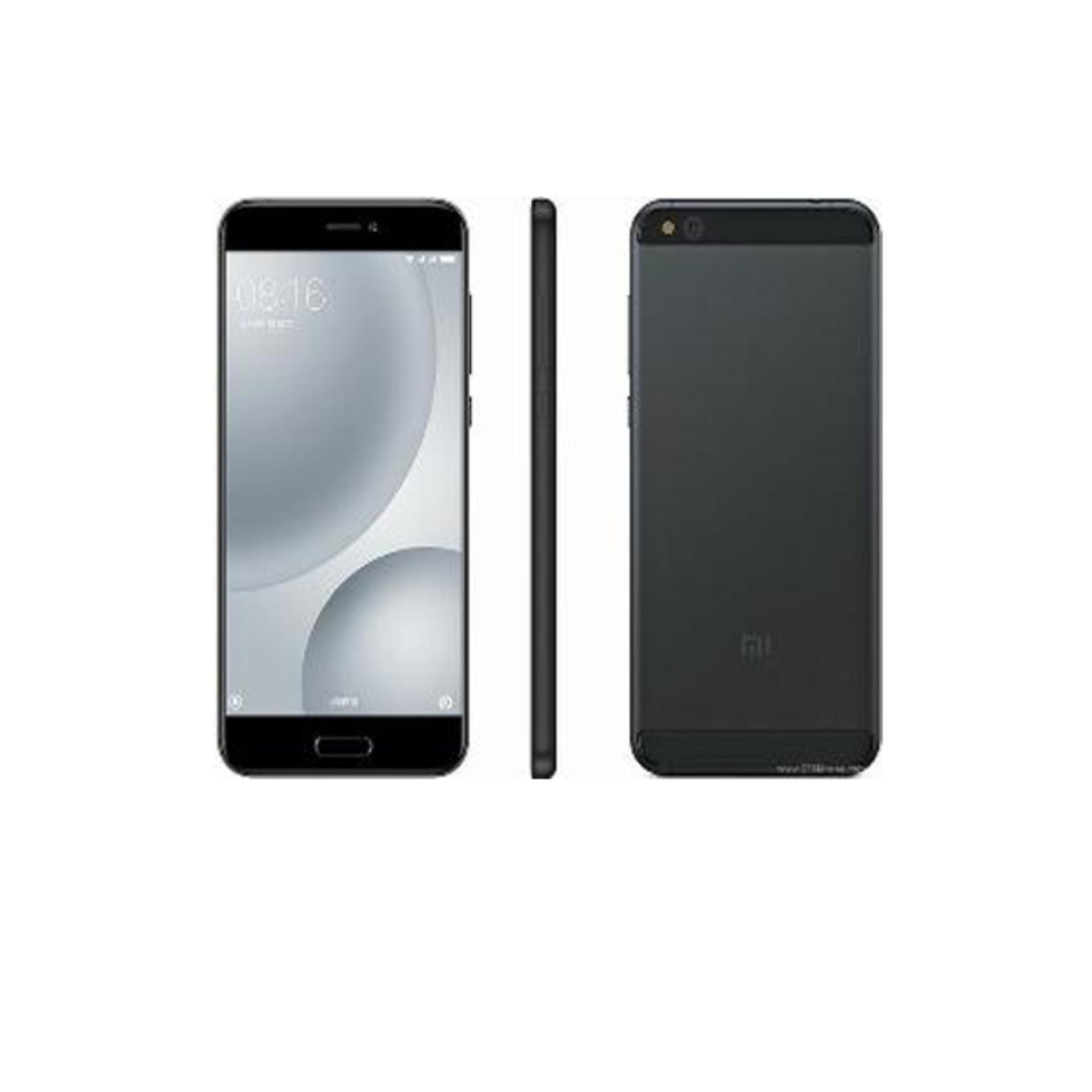 ... Xiaomi Mi 5C 3GB / 64GB Black Octa-Core Processor Garansi 1 Tahun -Hitam ...