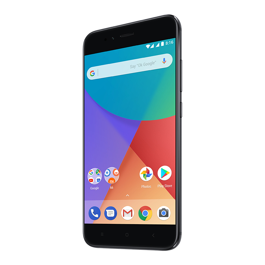 Xiaomi Mi A1 64GB - Black - Snapdragon 625