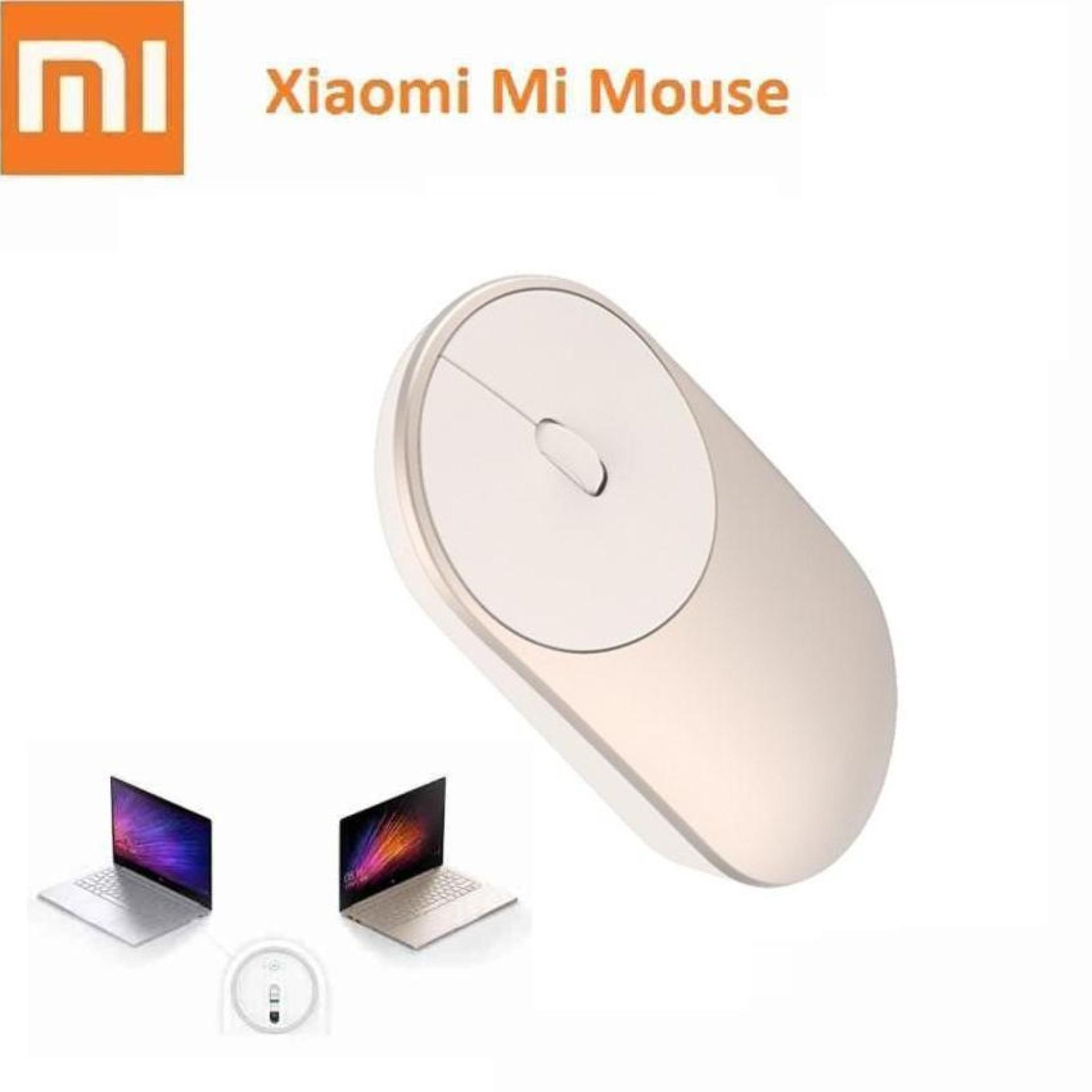 Harga Saya Xiaomi Mi Mouse With Wireless Dual Modes Connection Mode