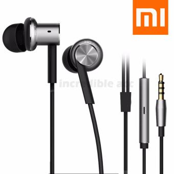 Xiaomi Mi Piston 4 Hybrid Dual Drivers Earphones Headset In-Ear HiFi Earphones 3.5mm