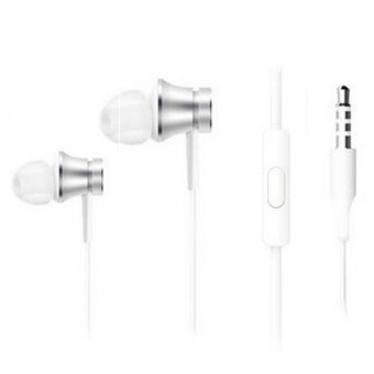 Xiaomi Mi Piston In-Ear Headphones Basic Edition - Putih
