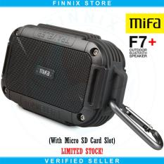 Xiaomi MiFa F7+ Outdoor Bluetooth Speaker (IPX6 Water Resistant) With Micro SD Card Slot - Grey