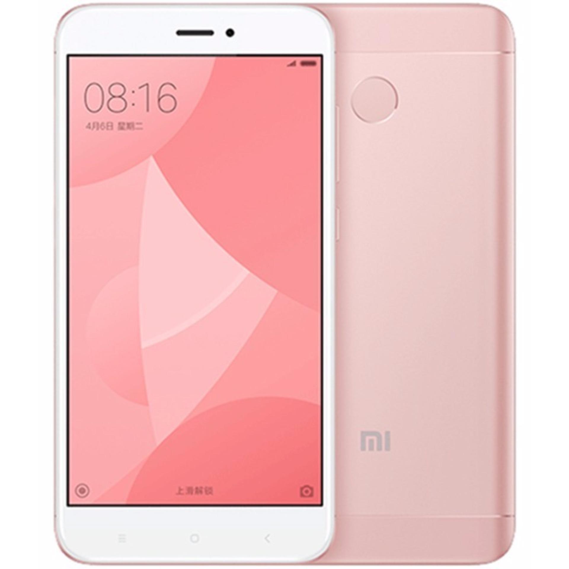 Xiaomi Redmi 4X - 32GB - Rose Gold
