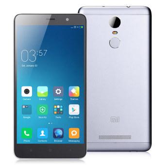 Xiaomi RedMi Note 3 - 32GB - Abu-Abu