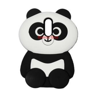 Xiaomi Redmi Note 3 Silicone Softcase 3D Boneka Panda Chubby Imut / Case HP / Silikon