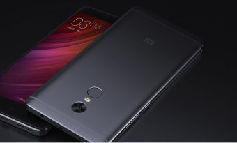Xiaomi Redmi Note 4 - 16GB - Grey