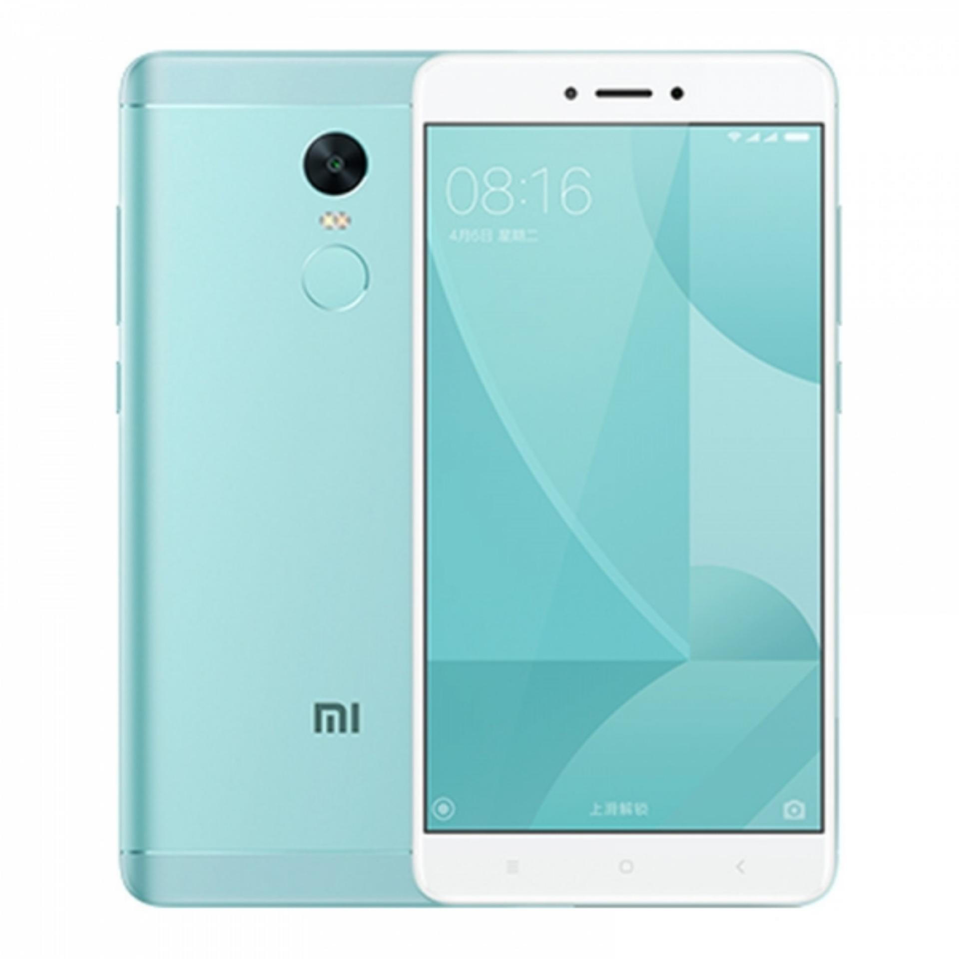 Xiaomi Redmi Note 4x ( 3GB / 32GB ) BLUE GREEN HATSUNE MIKU