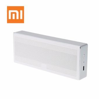 Xiaomi Speaker Bluetooth Portable Cube Square Original Bass Stereo - Putih - 3
