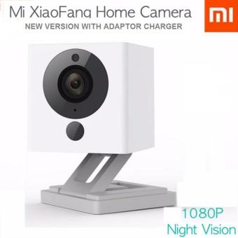 Harga Xiaomi Xiaofang Smart Square Wifi IP Camera CCTV 1080P