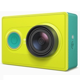 Xiaomi Yi Action Camera Basic Edition - Green