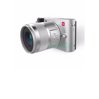 Xiaomi Yi M1 Kamera Mirrorless Digital Camera 12-40mm F3.5-5.6 Lens - Silver