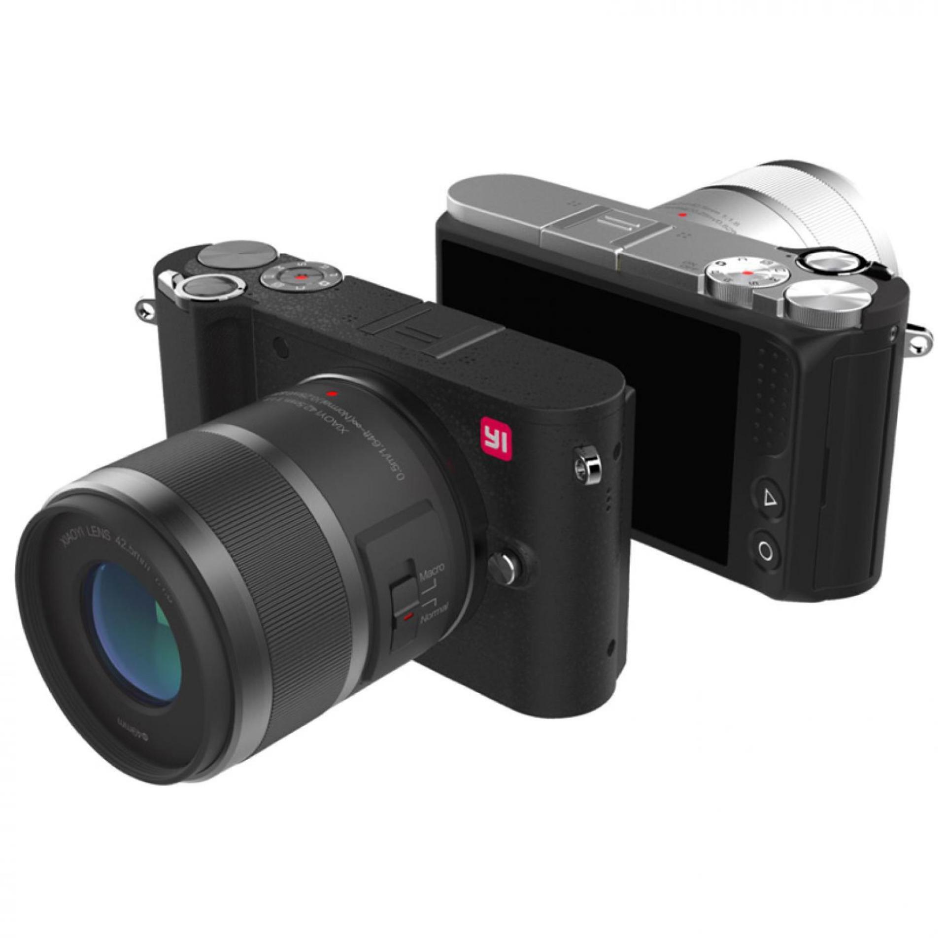... Xiaomi Yi M1 Mirrorless Digital Camera 12-40mm F3.5-5.6 Lens &42 ...