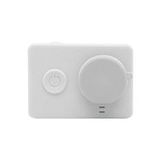 Xiaomi Yi Silicone Case and Lens Cap - Putih