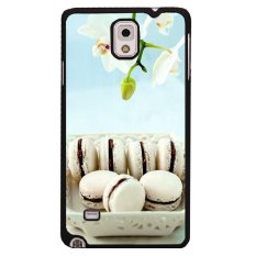 Y&M Orchid White Macarons Phone Shells for XiaoMi Mi 2/2S (Multicolor)