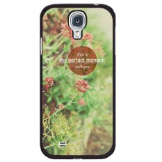 Y&M Vintage My Perfect Moment Phone Covers for Samsung Galaxy S4 (Multicolor)