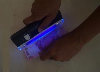 Yangunik - Money Detector Portable - Alat Periksa Uang Palsu