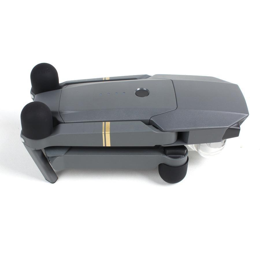 Hot Deals Yicoe 4pcs Silicone Gel Motor Guard Cover Protective Protector Cap For Dji Mavic Pro