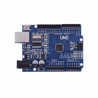 Yika ARDUINO UNO R3 ATmega328P ATmega16U2 Development Board withUSB Cable - intl