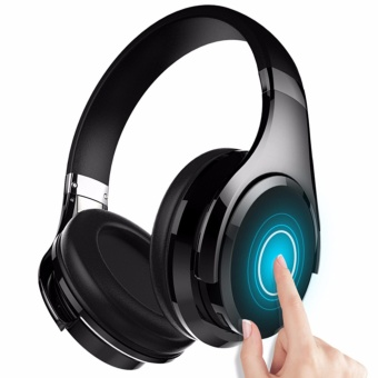 ZEALOT B21 Super Bass Stereo Wireless Bluetooth 4.0 Headphone HiFiEarphone Touch Control Noise Canceling With Microphone - intl