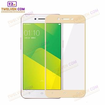 ZenBlade 3D Full Cover Tempered Glass Vivo Y55 - Gold