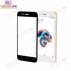 zenBlade 3D Full Cover Tempered Glass Xiaomi Mi A1 / Mi 5X - Black