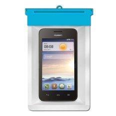 Zoe Huawei Ascend Y330 Waterproof Bag - Biru
