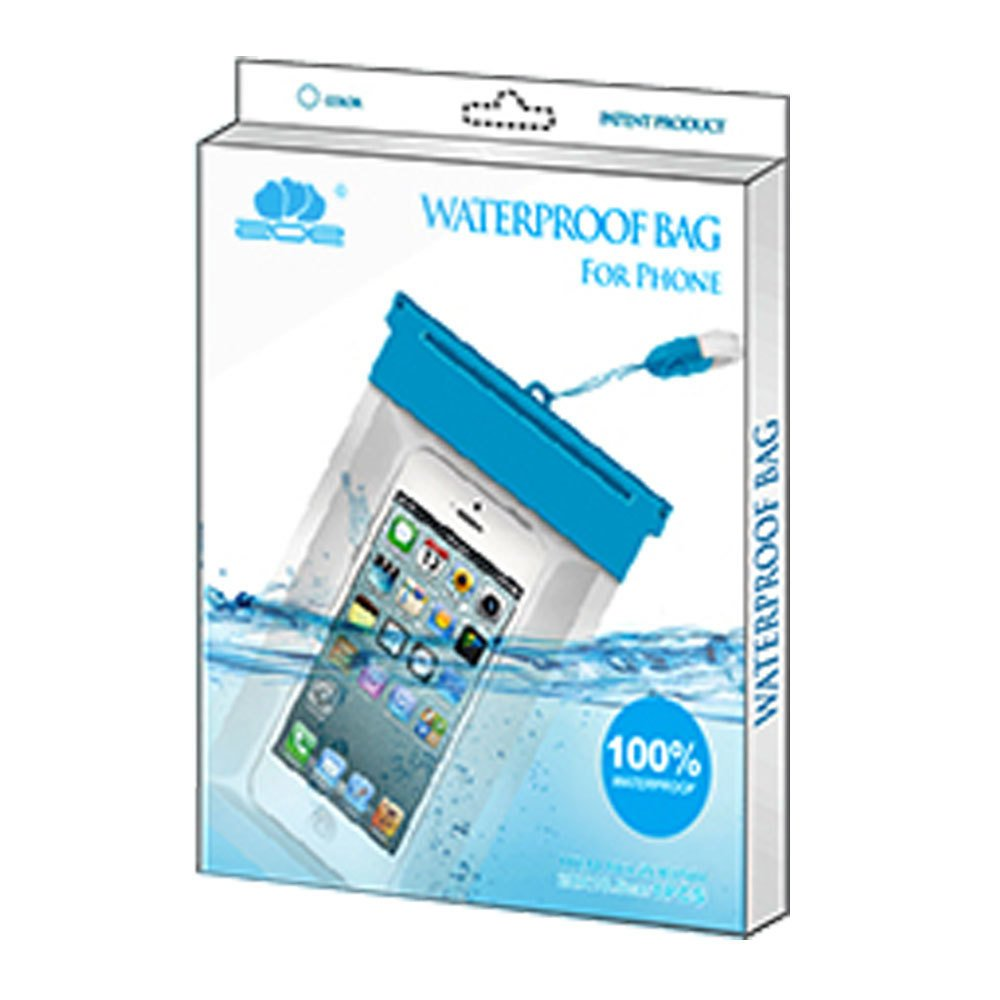 Zoe Nokia 2720 fold Waterproof Bag Case - Biru ...
