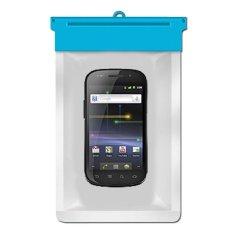 Zoe Samsung Google Nexus S Waterproof Bag Case - Biru