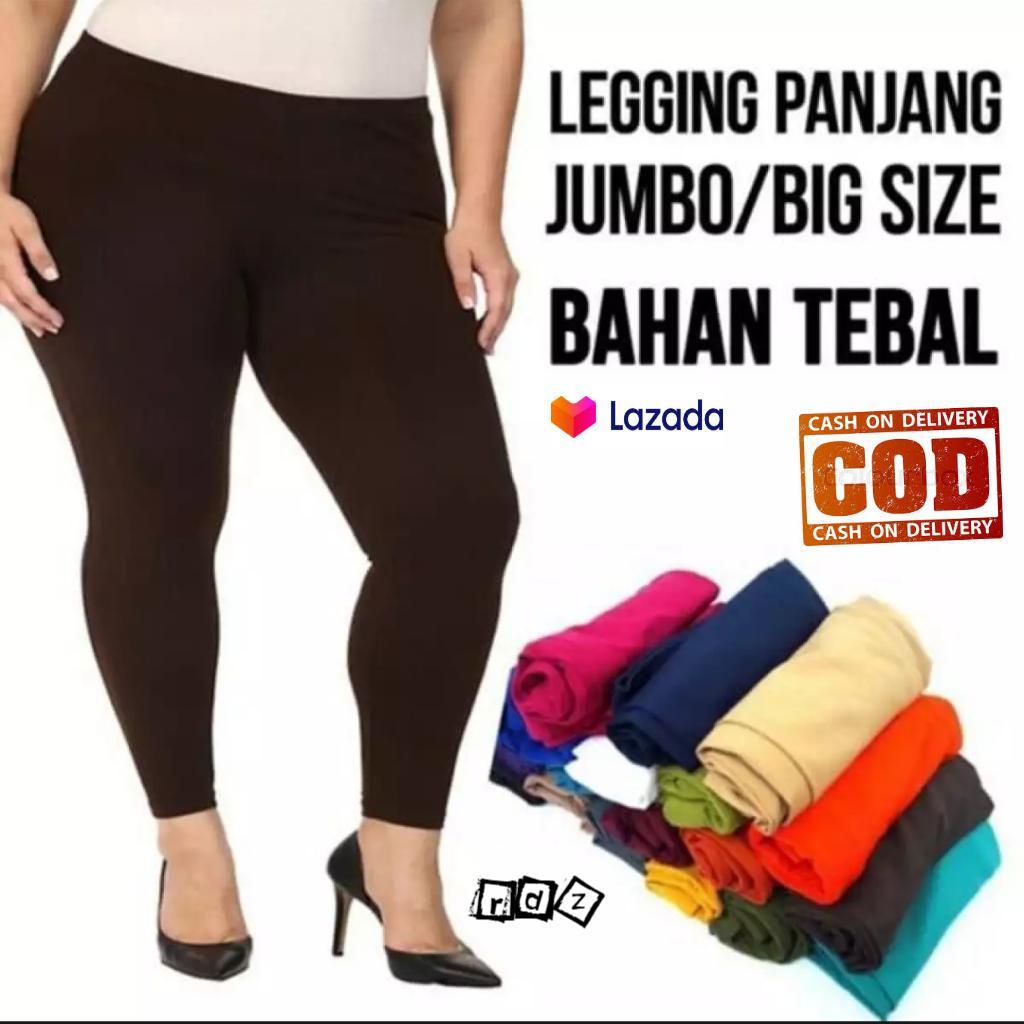 Promo Besar Besaran Celana Legging Wanita Jumbo Celana Legging Wanita Warna Terlengkap Lejing Hitam Polos Panjang Jumbo Size Xxl Xxxl Jumbo Terbaru Cod Lazada Indonesia