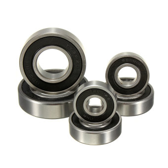 1pc Deep Groove Rubber Sealed Ball Bearing 6000 6001 6002 6003 6004 6005 .