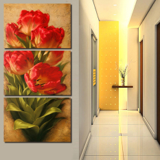 4 Panel Bahari Keemasan Cnavas Peta Lukisan Abstrak Seni Dekorasi Source · Kanvas Cetak Lukisan Bunga Modern Seni Dekorasi Dinding Rumah Source
