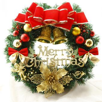 ... 30CM40 60 Cm Hari Natal Pintu Menggantung Natal Bando Bunga