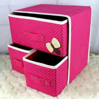 Harga 3in1 Storage Drawer - Laci Multifungsi, Box Organizer