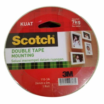 3M Scotch Double Tape Mounting