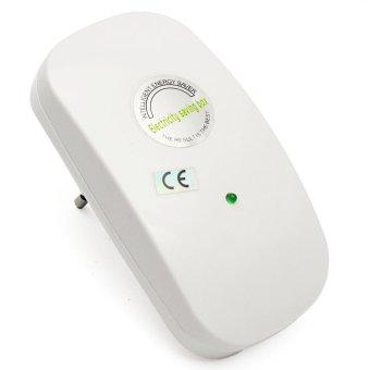 3 Pcs 90-250 V Daya Listrik Rumah Cerdas Kotak Adaptor Steker Alat Penghemat Energi
