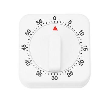60 Menit Mekanis Timer dengan Alarm untuk Dapur Memasak-Internasional