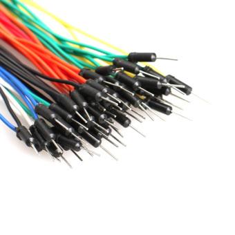 ... 65 Buah For Laki laki SOLDERLESS Roti Menggunakan Kabel Jumper Kabel For Arduino Baru