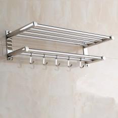 Promo Super Murah Rak Stainless 40x12x4 C400 Perak Daftar Harga Source · Bathroom