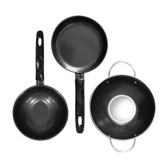 Ah Cookware Set Alat Masak 3 Buah