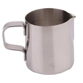 Ai Home 150ml Stainless Steel Milk Foam Coffee Frothing Pitcher In Kitchen ( Silver) -