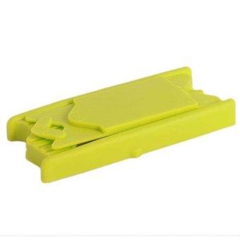 Ai Home Cucumber Slicer Peeler Cutter Thin Food Facial Mask Green