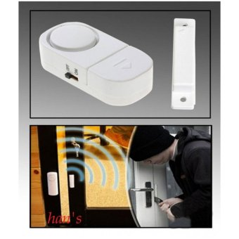 Han's Aksesoris - Alarm Pintu dan Jendela Anti Maling Wireless Door atau Window Entry Alarm -
