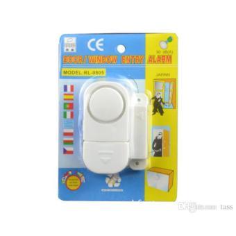 Alarm Pintu dan Jendela Anti Maling Wireless Door Window Entry Alarm