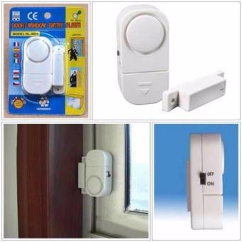 Alarm Pintu Jendela Rumah Anti Maling - Door Window Entry Alarm