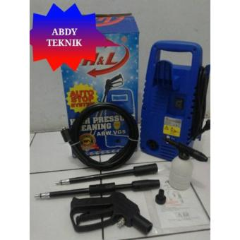 ALAT MESIN CUCI STEAM MOTOR DAN MOBIL JET CLEANER HIGH PRESSURE