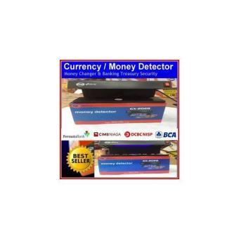 Alat Pendeteksi Uang Kertas - Money Detector GX-2028