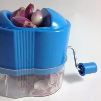 Alat Perajang / Pengiris Bawang Merah Manual / Kitchen Onion Slicer