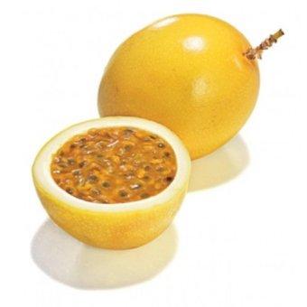 Amefurashi Bibit / Benih / Seeds Buah Markisa Kuning Yellow Passion Fruit .